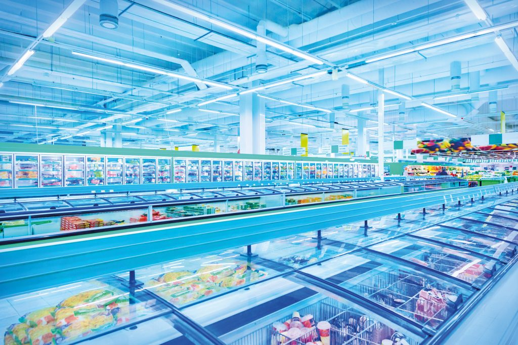 LED lamps for refrigerants - Fandis LED